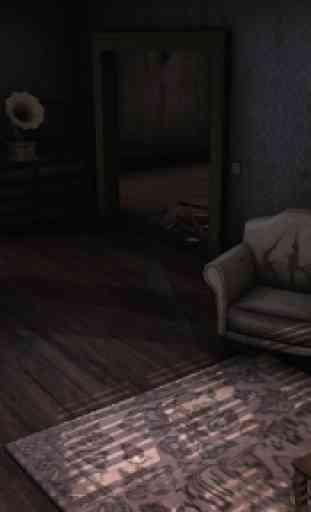 House of Terror VR Cardboard 3