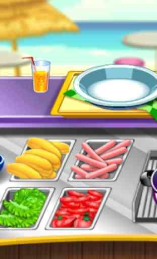 jeux cuisson aliments Princess 2
