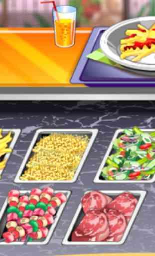 jeux cuisson aliments Princess 3