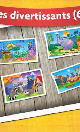 Jeux Puzzles Pour Enfants  1