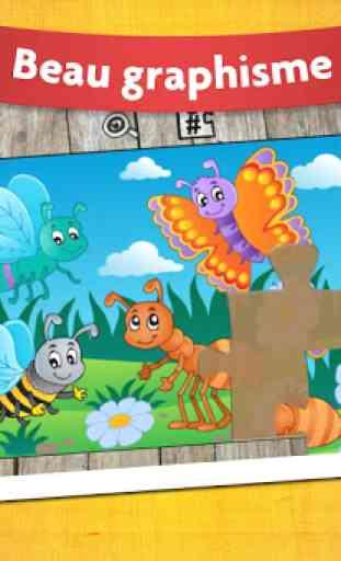 Jeux Puzzles Pour Enfants  2