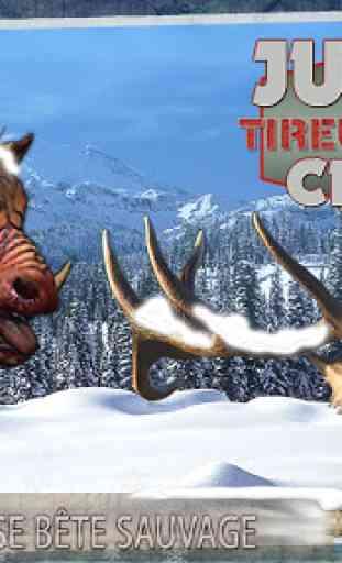 Jungle Sniper Chasse 3D 1