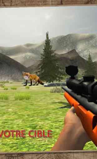 Jungle Sniper Chasse 3D 3