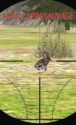 Jungle Sniper Chasse 3D 4