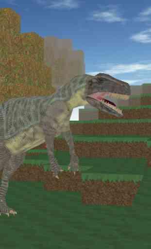 Jurassic craft - dino hunter 2