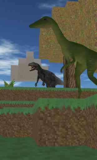 Jurassic craft - dino hunter 4