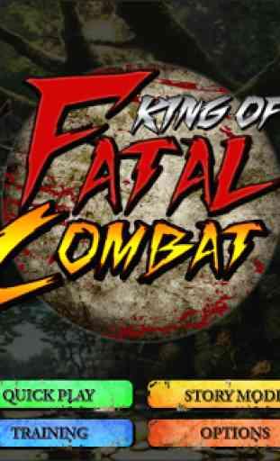 King of Combat Mortel 1