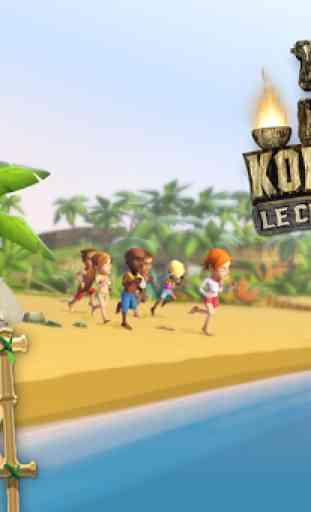 Koh-Lanta Le Choc des Héros 1