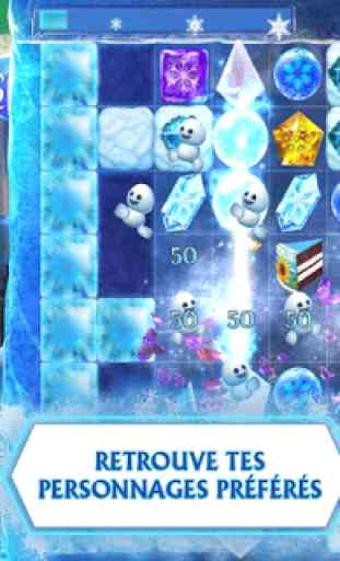 La Reine des Neiges Free Fall 2