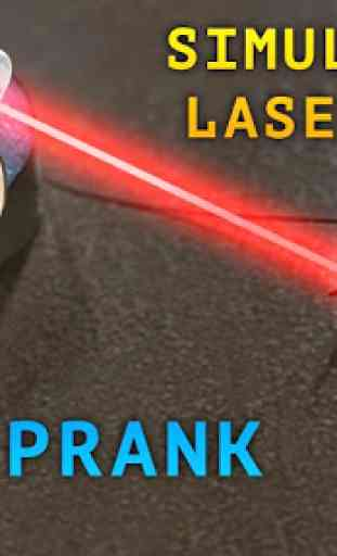 Laser 3D Simulator Joke 1