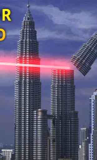 Laser 3D Simulator Joke 3