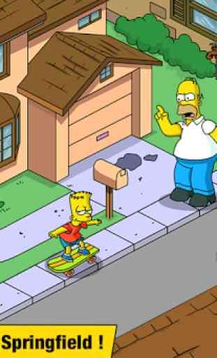 Les Simpson™ Springfield 1