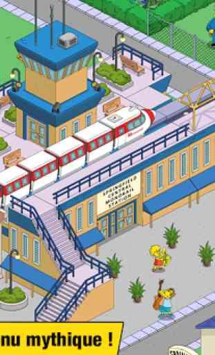 Les Simpson™ Springfield 3
