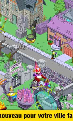 Les Simpson™ Springfield 4