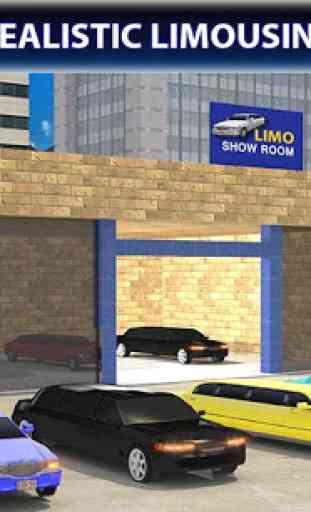 Limo Car Transporter Truck 3D 4
