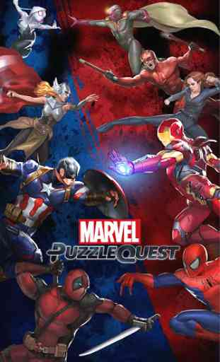 Marvel Puzzle Quest 1