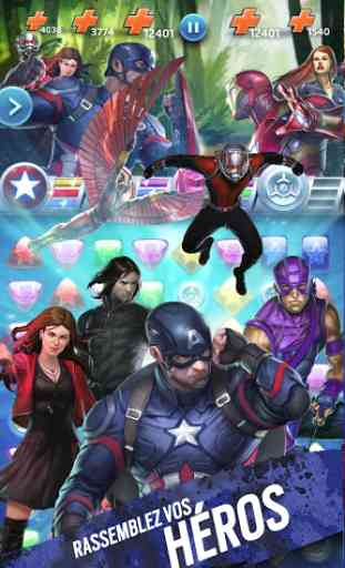Marvel Puzzle Quest 4