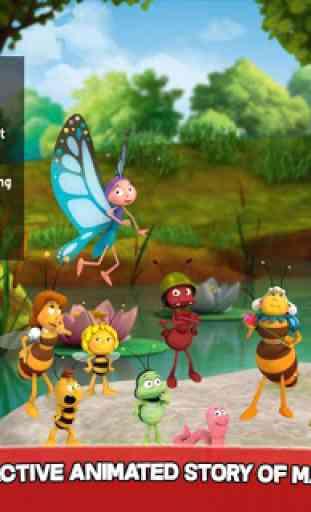 Maya the Bee: Play and Learn 3