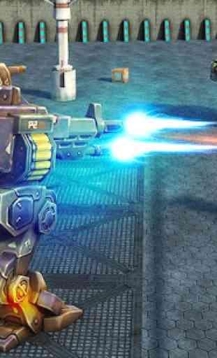 Mech Robot War 2050 2