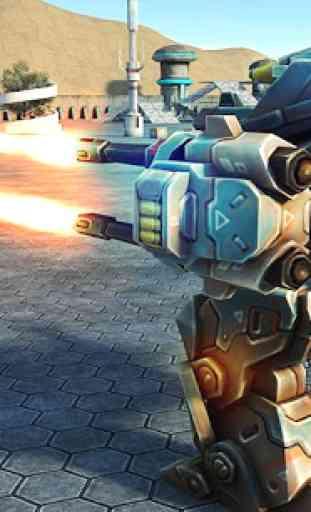 Mech Robot War 2050 3