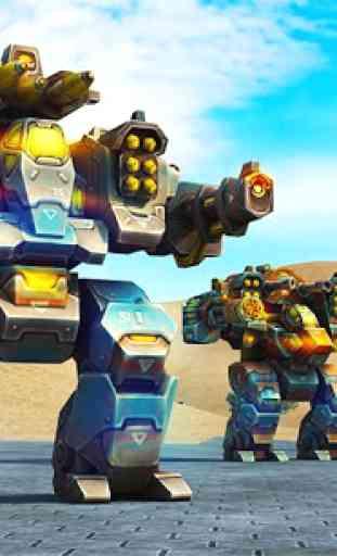 Mech Robot War 2050 4