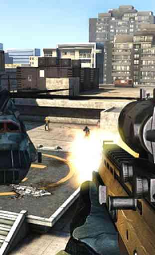 Modern Combat 3: Fallen Nation 3