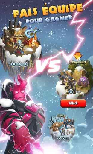 Monster Legends - RPG 3