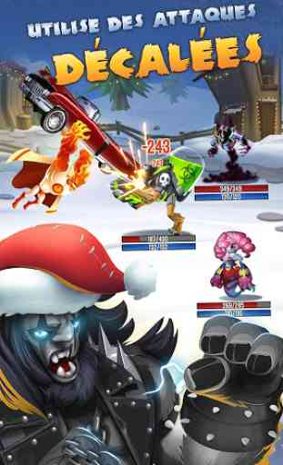 Monster Legends - RPG 4