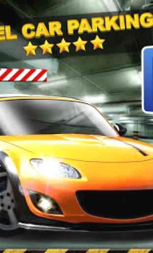 Multi Level Car Parking Games 1
