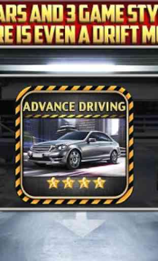Multi Level Car Parking Games 3