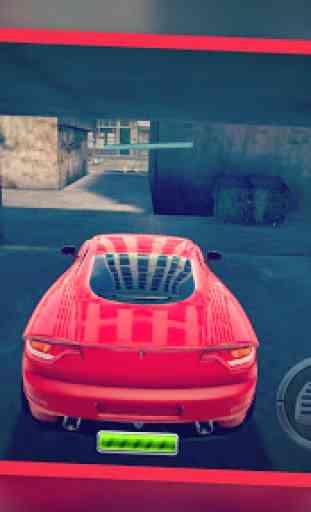 Permis de conduire en ville 3D 3
