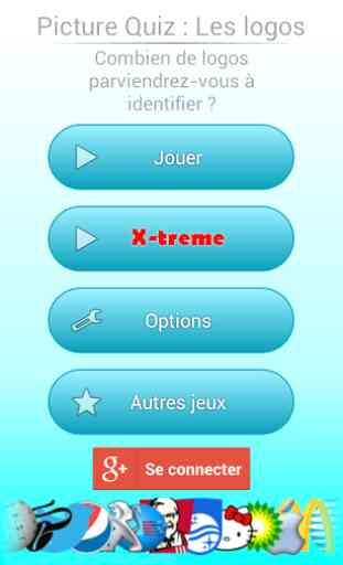 Picture Quiz : Les Logos 2