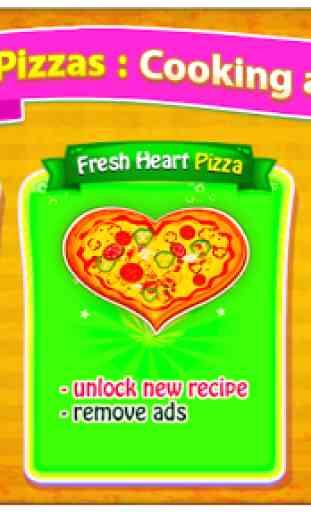 Pizza Maker - Jeux de cuisine 1