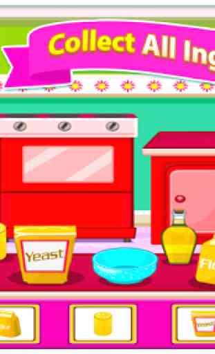 Pizza Maker - Jeux de cuisine 2