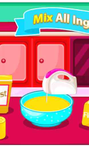 Pizza Maker - Jeux de cuisine 3