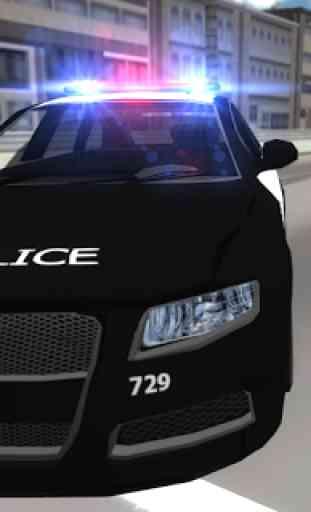 Police Car Drift 3D 1