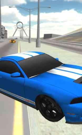 Police Car Drift 3D 3