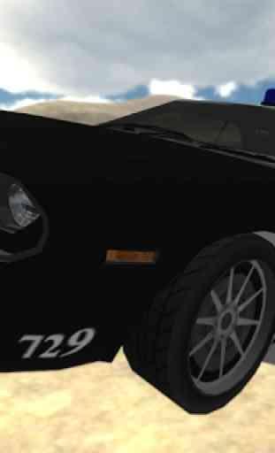 Police Car Drift 3D 4