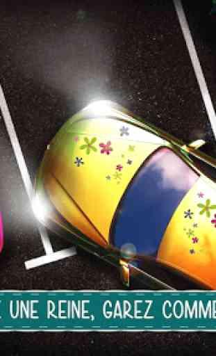 Princesse de Parking 3D 3