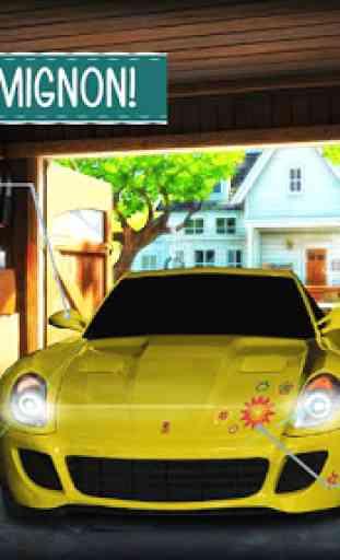 Princesse de Parking 3D 4