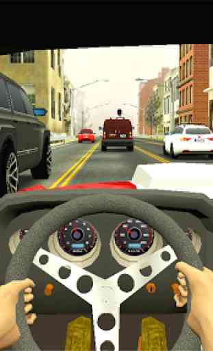 Racing in City - Car Driving 1