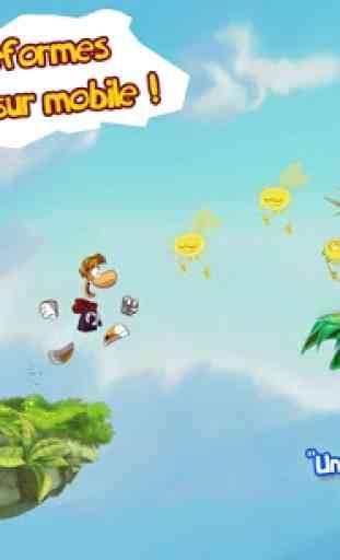 Rayman Jungle Run 2