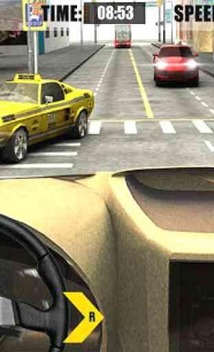 Réal Manuel Camion Simulateur 1