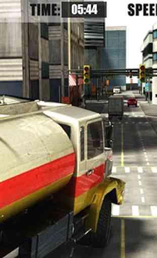 Réal Manuel Camion Simulateur 2