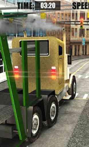 Réal Manuel Camion Simulateur 4
