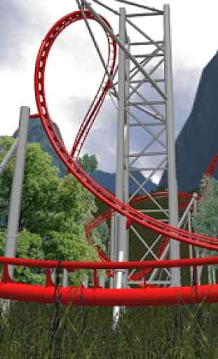 Roller Coaster Extreme HD 1