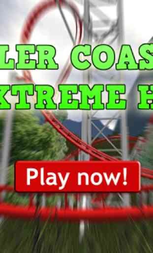 Roller Coaster Extreme HD 2