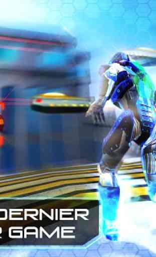 RunBot Rush - Running Game 1