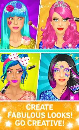 Salon de coiffure et de beauté 4
