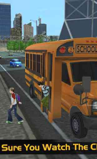 School Bus Simulator 2017 1
